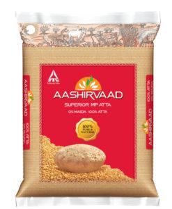 Aashirvaad Atta - 10 kg