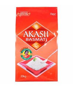 Akash Basmati Rice - 20 kg