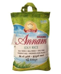Annam Idly Rice - 10 kg