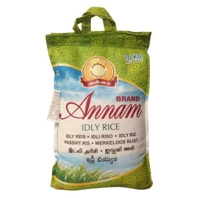 Annam Idly Rice - 10 kg
