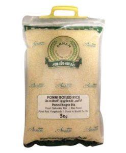 Annam Ponni Boiled Rice - 10 kg