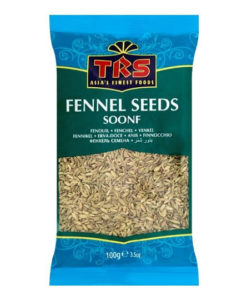 TRS Fennel Seeds Soonf - 100 gram