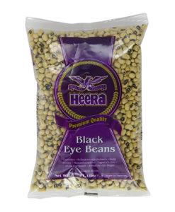 Heera Black Eye Beans - 1 kg