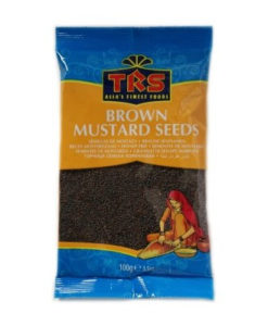 TRS Brown Mustard Seeds - 100 g