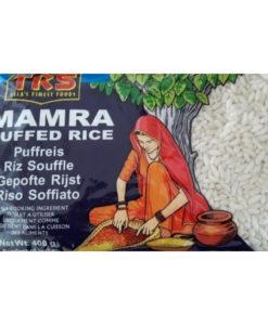 TRS Mamra Puffed Rice - 400 g
